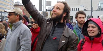 Grève étudiante avril 2012