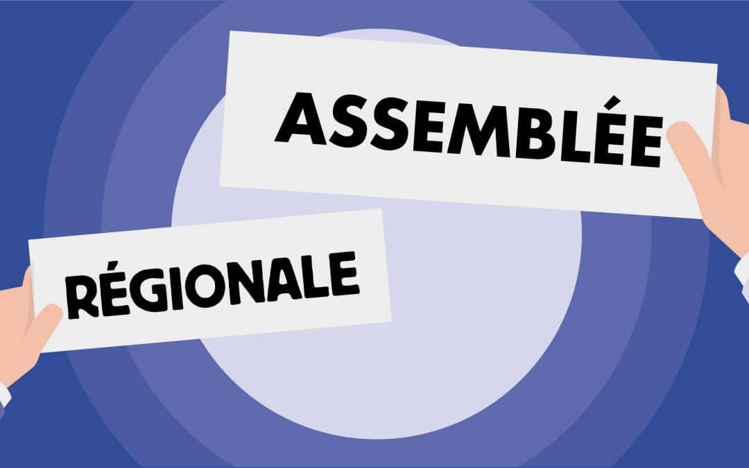 Avis de convocation – Assemblée régionale Saguenay/Lac St-Jean